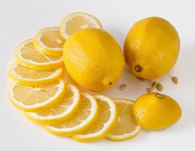 40歳からのお肌にいい食べ物の基礎知識~レモン編~
