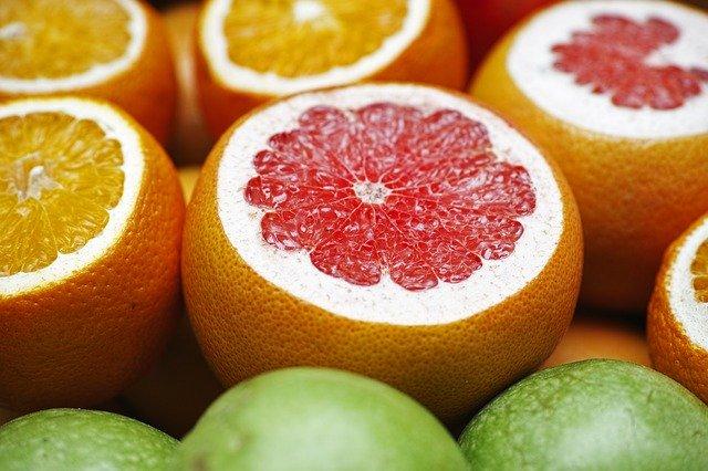 40歳からのお肌にいい食べ物の基礎知識~グレープフルーツ編~